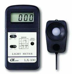 Lutron - Light Meter - Model No-Lx-100, Lx - 100f