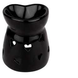 Ceramic Heart Oil Burner Cum Diffuser