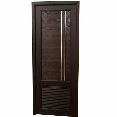 . Designer Upvc Bathroom Door