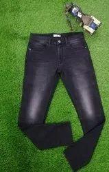 Kids Faded Jeans