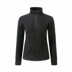 Full Sleeve Large And XL Ladies Albatross Fleece Jacket