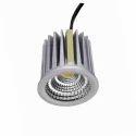 8W Midi LED Recessed COB Down Light
