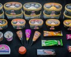Flavours: Vanilla Ice Cream Bulk, Packaging Size: 4L