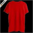 Zooks Polyhoneycomb Poly Matty Round Neck T Shirt, Quantity Per Pack: 1