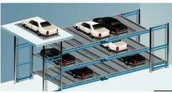 多层循环停车系统