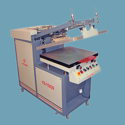 Chemshall Flat Screen Printing Machines