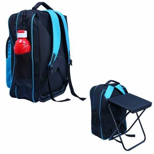 17b277cc57 Polyester Plain Designer Laptop Backpack