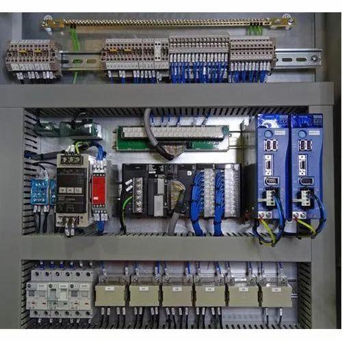 Servo Drive Panel