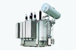 Three Phase Electric Transformer, Power: 16-500 kVA