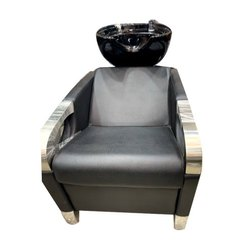Black Shampoo Chair
