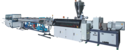 Single Pipe Twin Screw Extruder Line