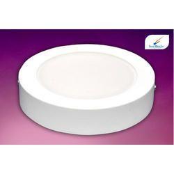18 Watt LED Downlight Panel, Shape: Round