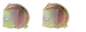 Dwyer 1627-10 Series 1620 Single and Dual Pressure Switch Range 2.0-11 w.c