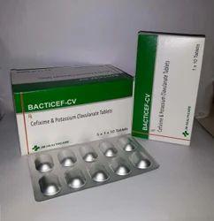 Cefixime 200 Mg Clavulanic 125 Mg Tab