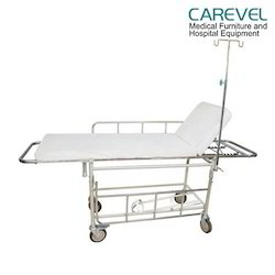 Carevel Deluxe Stretcher Trolley