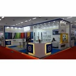 Pan India Modular Exhibition Booth Service, For Promotional, Advertising
