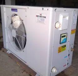 Domestic Air Source Heat Pump
