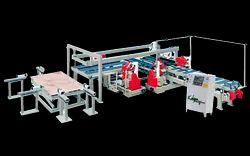 Automatic Plywood Double Sizer (ZX - 4x8- SZ)