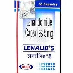 Lenalidomide 5mg Capsules