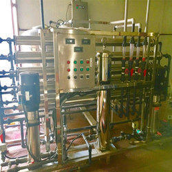 FRP Commercial RO Plant, Voltage: 380 V