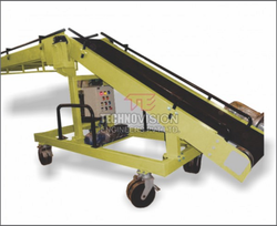 Truck Loader Unloader Conveyor