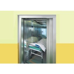 Stainless Steel Hospital Lift, Model Number/Name: Ariel 07