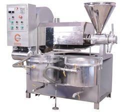 Commercial Oil Expeller Machine, Capacity: 80-100 Kg/Hour