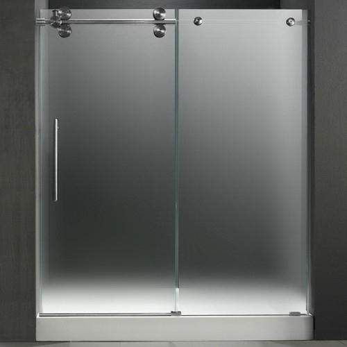 Frosted Glass Door At Rs 250 Square Feet Hinged Door Id