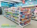 Supermarket Shelving System
