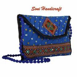 soni handicraft Cotton Handicraft Sling Bag