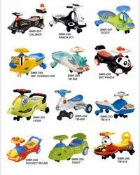 Kids Magic Car And Swing Car