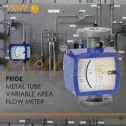 Metal Tube Variable Area Flow Meter