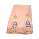 Georgette Ladies Embroidered Saree