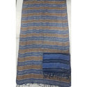 Linen Yarn Dyed Check Stoles