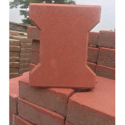Red Maa Sharda Buildcon Floor Bricks
