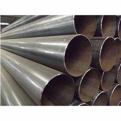 Mild Steel Piping Work