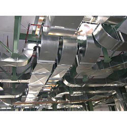 Industrial Stainless Steel Ducts