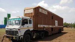 Trailer Covered 18 Meter Commercial Car Carrier Logistic Service, Model Name/Number: 4018, For Logistics
