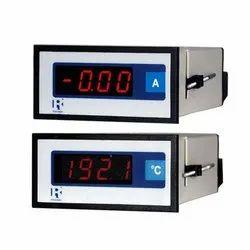 3 1/2 Digit DC Ammeter / Volt Meter