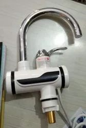 Water Heater Tap, White, Capacity: unlimited
