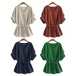 Short Sleeves Casual Top