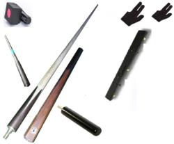 Billiard Accessories - Billiard Cues Manufacturer from Delhi
