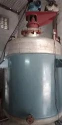 Crystallizer, Capacity: 500 L To 10000l