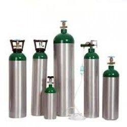 Lightweight Oxygen Cylinder On Rent In Jaipur, मेडिकल