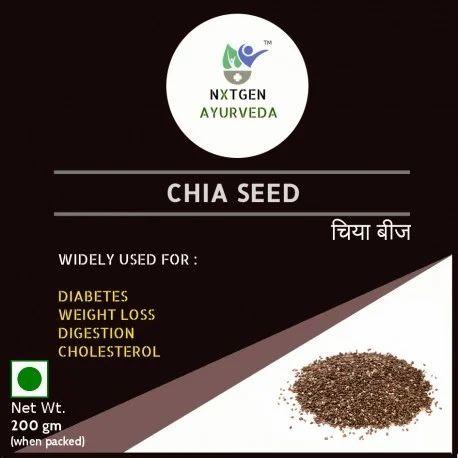 Incredible Chia Seeds Raw 200 Gm Uwap Interior Chair Design Uwaporg