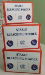 Bleaching Powder ISI Mark GR-II 1 Kg Pack