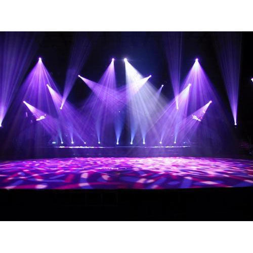 Stage Lighting Installation Service In M G Road Indore