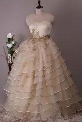 Ramzan Special Designer Party Wear Gown