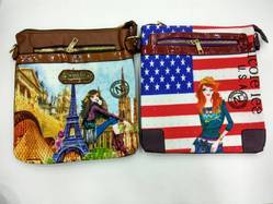 Nicoli Sling Ladies Bag