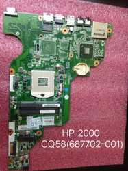 Hp CQ58 / HP 2000 657701-001 Laptop Motherboard